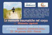 Le memorie traumatiche nel corpo - Somatic Experiencing®