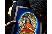 Lo sguardo del Buddha