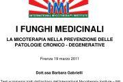 La micoterapia nella prevenzione delle patologie cronico-degenerative