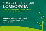 Corso di Omeopatia